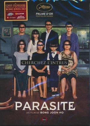 Parasite / Joon-ho Bong, réalisateur, scénariste | Bong, Joon-ho (1969-....). Metteur en scène ou réalisateur. Scénariste
