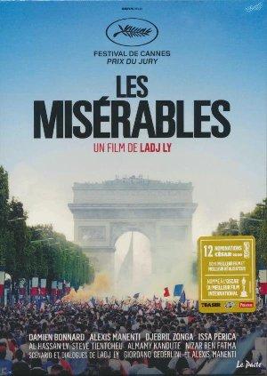Les Misérables / Ladj Ly, réalisateur, scénariste | Ly, Ladj (1978 - ....). Metteur en scène ou réalisateur. Scénariste