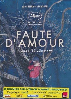 Faute d'amour / Andrey Zvyagintsev, réal. | Zvyagintsev, Andrey (1964-....). Metteur en scène ou réalisateur