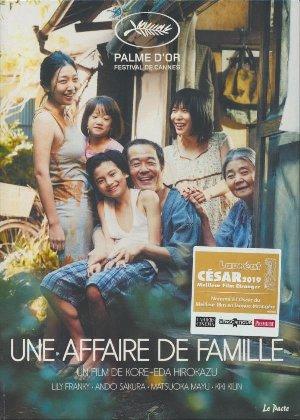 Une affaire de famille / Hirokazu Kore-Eda, réal., scénario | Kore-Eda, Hirokazu (1962-....). Metteur en scène ou réalisateur
