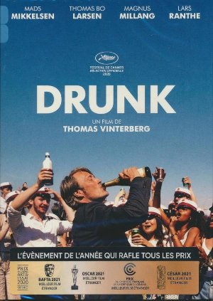 Drunk / Thomas Vinterberg, réal., scénario |