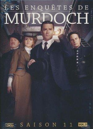 Les enquêtes de Murdoch : saison 11 : vol. 2 / Cal Coons, Alexandra Zarowny, idée orig. |