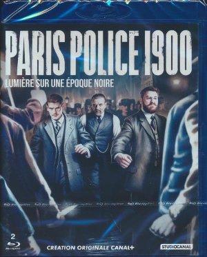 Paris Police 1900 / Fabien Nury, réal., idée orig., scénario |