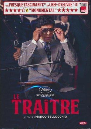 Le traître = Il Traditore / Marco Bellocchio, réalisateur, scénariste | Bellocchio, Marco (1939-....). Metteur en scène ou réalisateur. Scénariste