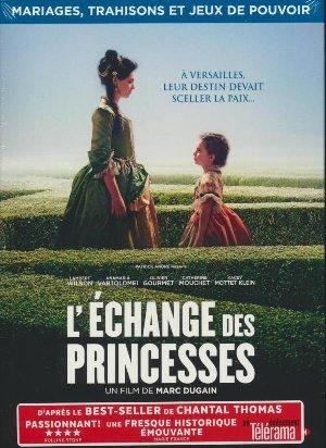 L' Echange des princesses / Marc Dugain, réal. et scén. | Dugain, Marc. Monteur. Scénariste. Personne interviewée