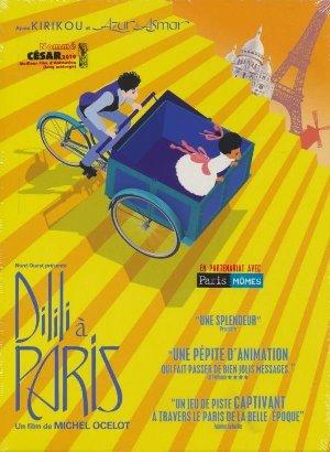 Dilili à Paris / Michel Ocelot, réal. | Ocelot, Michel. Monteur
