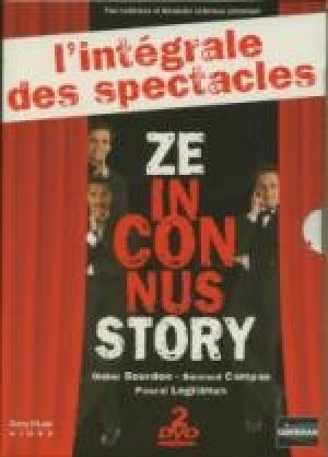 Ze Inconnus story, le spectacle