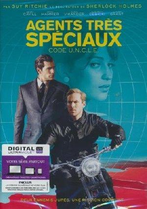 Agents très spéciaux : code U.N.C.L.E   Ritchie, Guy. Metteur en scène ou réalisateur
