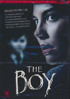 The boy | Bell, William Brent. Metteur en scène ou réalisateur