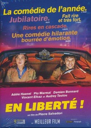 En liberté ! | Salvadori, Pierre. Metteur en scène ou réalisateur