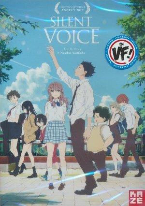 A silent voice   Yamada, Naoko. Metteur en scène ou réalisateur
