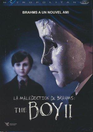 The boy II : La malédiction de Brahms | Bell, William Brent. Metteur en scène ou réalisateur
