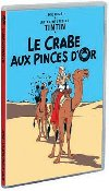 Le crabe aux pinces d'or : premier film d'animation Tintin (1947) |