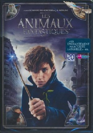 Animaux fantastiques (Les) = Fantastic beasts and where to find them | Yates, David. Réalisateur