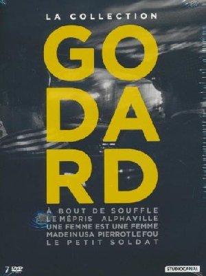 Collection Godard (La) | Godard, Jean-Luc. Réalisateur. Scénariste