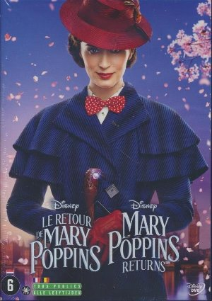 Retour de Mary Poppins (Le) = Mary Poppins returns | Marshall, Rob. Réalisateur