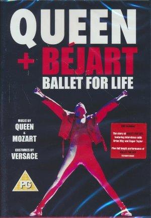 Queen + Béjart : ballet for life | Queen. Interprète. Compositeur