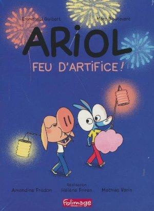 Ariol : feu d'artifice ! | Guibert, Emmanuel. Antécédent bibliographique