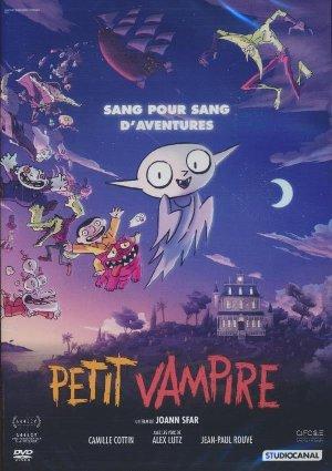 Petit vampire | Sfar, Joann. Réalisateur. Scénariste. Antécédent bibliographique
