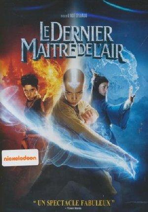 Dernier maître de l'air (Le) = Last airbender (The) | Shyamalan, M. Night. Réalisateur