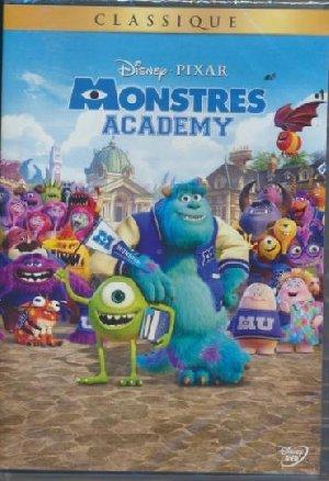 Monstres academy = Monsters university | Scanlon, Dan. Réalisateur. Scénariste