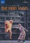 The fiery angel |