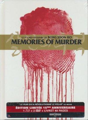 Memories of murder / Joon-ho Bong, Réal. | Bong, Joon-ho. Metteur en scène ou réalisateur. Scénariste