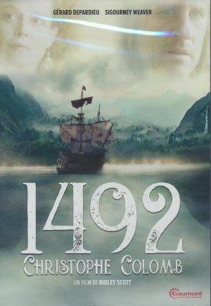 1492 Christophe Colomb / Ridley Scott, Réal. | Scott, Ridley. Metteur en scène ou réalisateur
