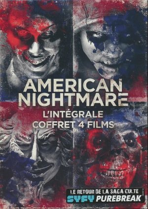 American nightmare 1 / James DeMonaco, Réal. | DeMonaco, James. Metteur en scène ou réalisateur. Scénariste