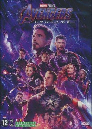 Avengers : Endgame / Joe Russo; Anthony Russo, Réal. | Russo, Joe. Metteur en scène ou réalisateur