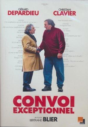 Convoi exceptionnel / Bertrand Blier, Réal.   Blier, Bertrand. Metteur en scène ou réalisateur. Scénariste. Dialoguiste