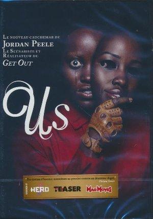 Us / Jordan Peele, Réal. | Peele, Jordan. Metteur en scène ou réalisateur. Scénariste