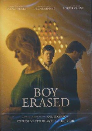 Boy erased / Joel Edgerton, Réal. | Edgerton, Joel. Metteur en scène ou réalisateur. Scénariste. Acteur