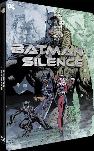 Batman : Silence / Justin Copeland, Réal.   Copeland, Justin. Metteur en scène ou réalisateur