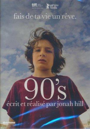 90's = Mid90s / Jonah Hill, Réal. | Hill, Jonah. Metteur en scène ou réalisateur. Scénariste