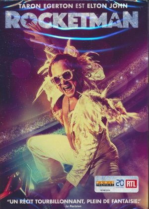 Rocketman / Dexter Fletcher, Réal. | Fletcher, Dexter. Metteur en scène ou réalisateur