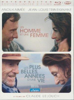 Un homme et une femme. Plus belles années d'une vie (Les) / Claude Lelouch; Pierre Barouh, Réal. | Lelouch, Claude. Metteur en scène ou réalisateur