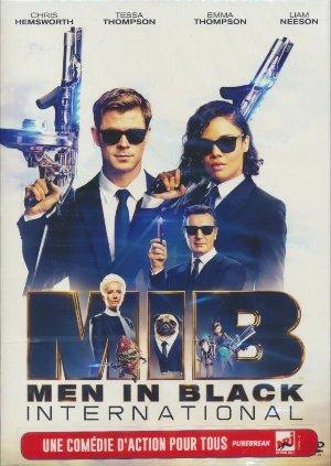 Men in black : international / F. Gary Gray, Réal. | Gray, F. Gary. Metteur en scène ou réalisateur