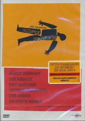 Autopsie d'un meurtre / Otto Preminger, Réal.   Preminger, Otto. Metteur en scène ou réalisateur