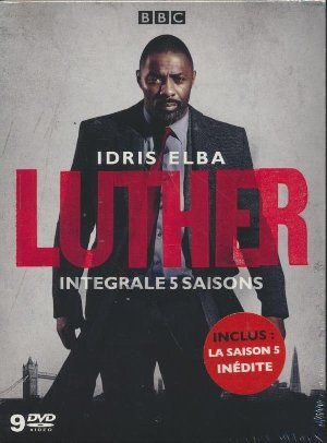 Luther : saisons 1 à 5 | Cross, Neil. Producteur