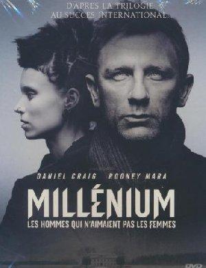 Millenium : Hommes qui n'aimaient pas les femmes (Les) / David Fincher, Réal. | Fincher, David. Metteur en scène ou réalisateur