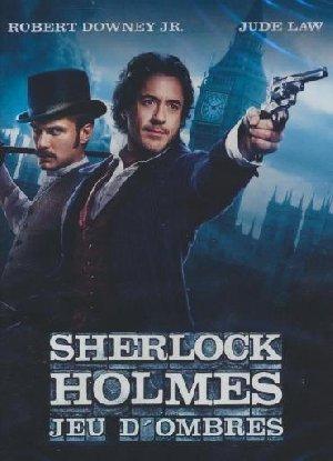Sherlock Holmes 2 : jeu d'ombres / Guy Ritchie, Réal. | Ritchie, Guy. Metteur en scène ou réalisateur
