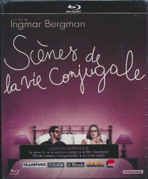 Scènes de la vie conjugale / Ingmar Bergman, Réal. | Bergman, Ingmar. Metteur en scène ou réalisateur. Scénariste