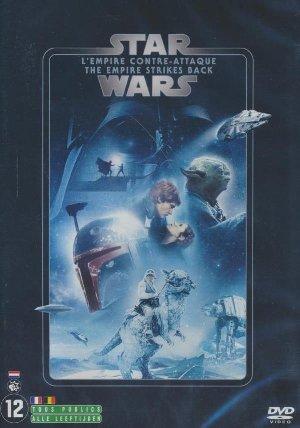 Star wars : épisode 5 : Empire contre attaque (L') / Irvin Kershner, Réal.  