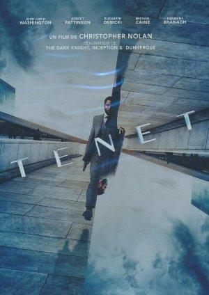 Tenet / Christopher Nolan, Réal. | Nolan, Christopher. Monteur