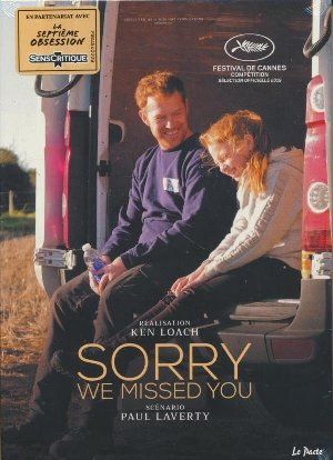 Sorry we missed you / Ken Loach, Réal. |